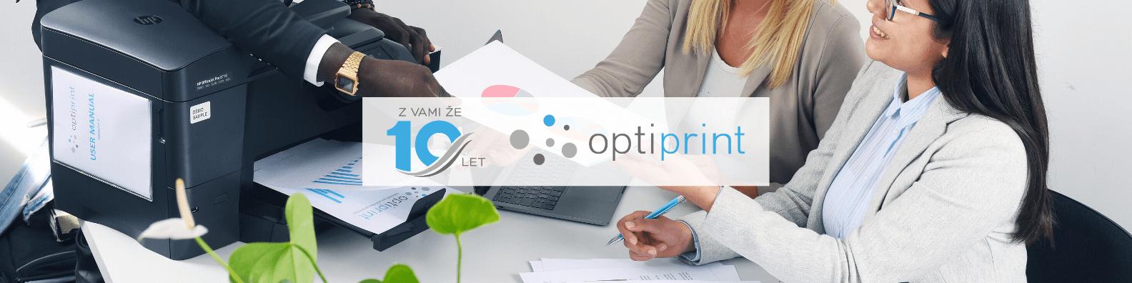 Zakaj je ravno Optiprint pravi partner za vas